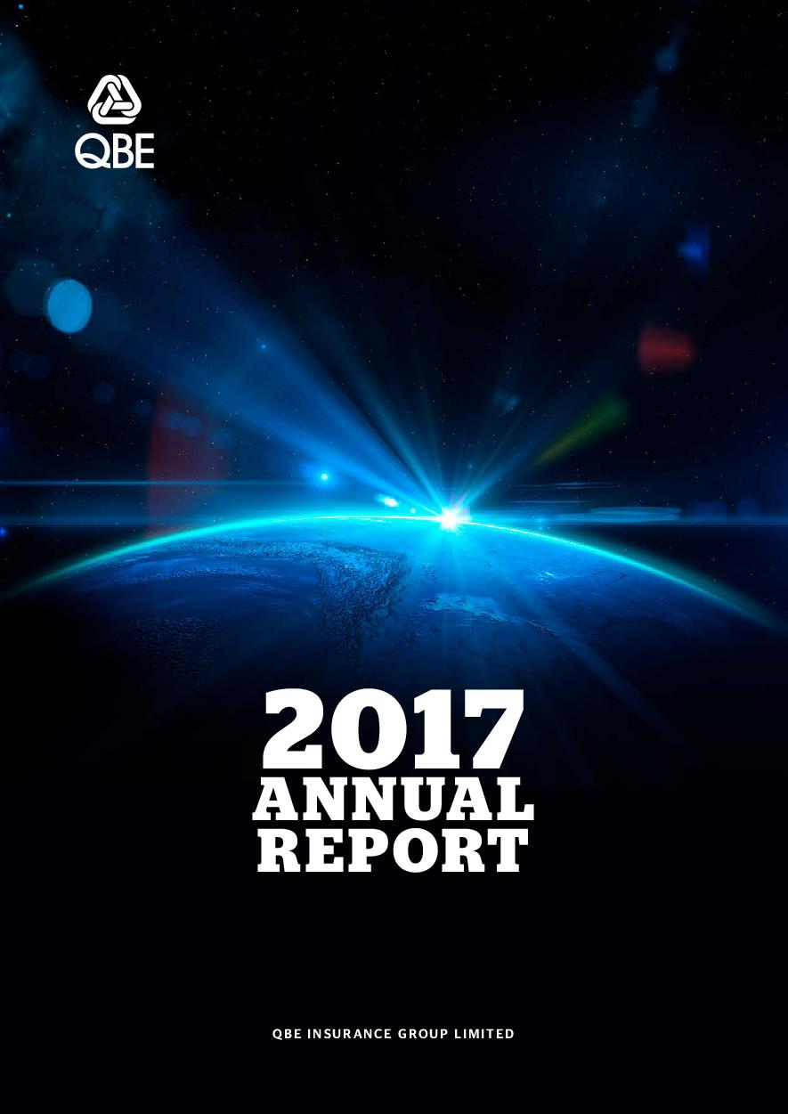QBE Insurance Group Limited Annual Report 2017